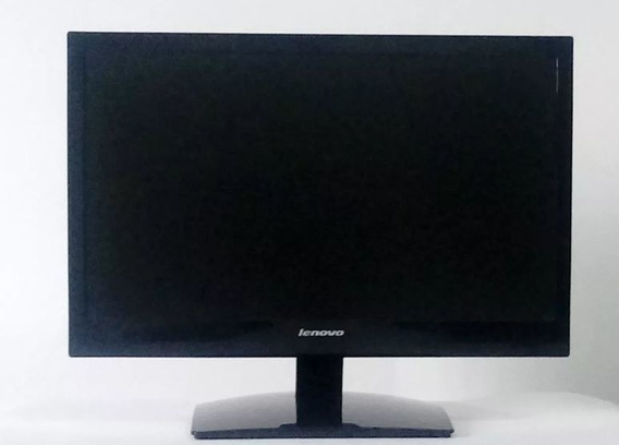 Monitor Lenovo Led Widescreen 19 Pol Ls1920 Empresarial Top!