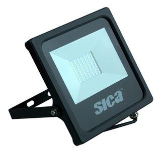 Proyector Reflector Led 70w Sica Ip65 Luz Fría 6400k