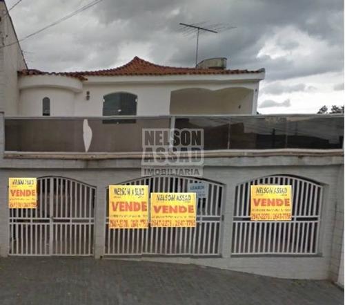 Imagem 1 de 1 de Sobrado Para Venda No Bairro Vila Antonieta, 3 Dorm, 3 Suíte, 7 Vagas, 450 M - 1608
