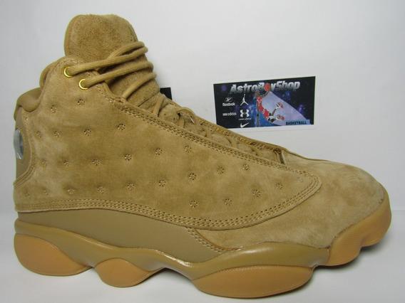 Jordan 13 Wheat Edition En Caja (27.5 Mex) Astroboyshop