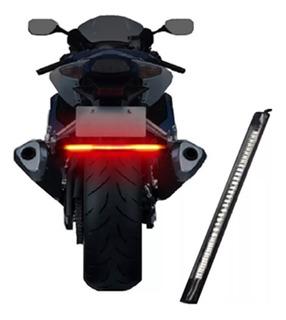 Tira Motocicleta 48 Led Flexible Luz De Freno Direccionales