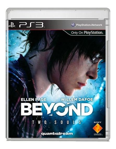 Beyond Two Souls Ps3 Midia Fisica Pronta Entrega