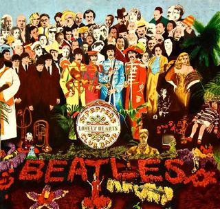 Poster Plastificado A3 Album Beatles Decoração Vintage Rock