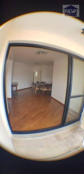 Apartamento Residencial Para Locação, Interlagos, São Paulo. - Ap0803