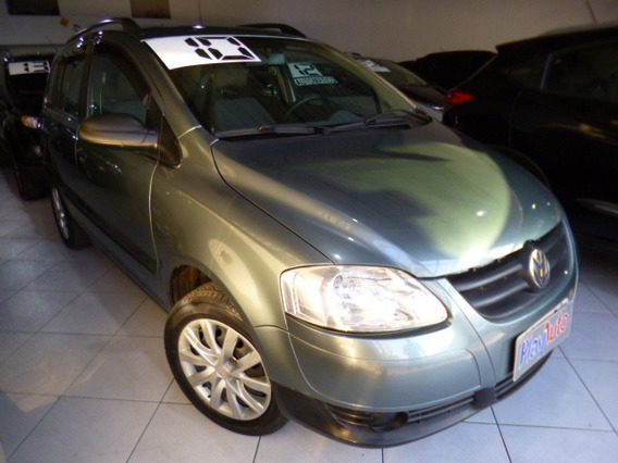 Spacefox 1.6 Flex Plus 2010 Cinza Completa