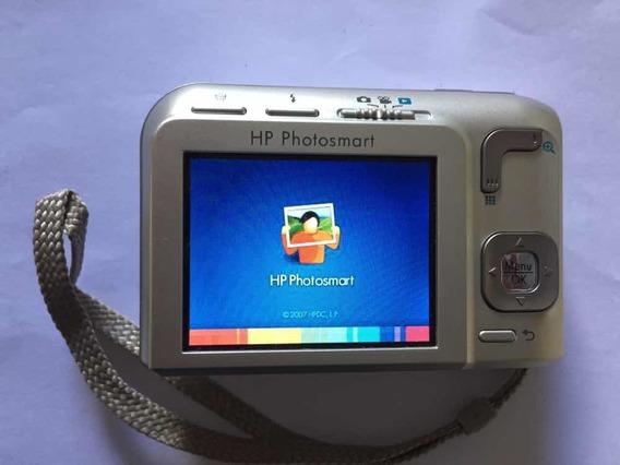 Câmera Digital Hp Photosmart M537