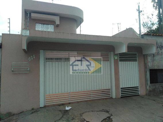 Sobrado Residencial À Venda, Vila Urupês, Suzano. - So0042