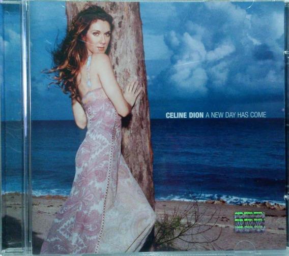 Cd Celine Dion - A New Day Has Come - Original E Lacrado
