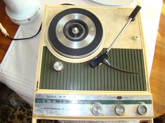 Toca-discos Motorola