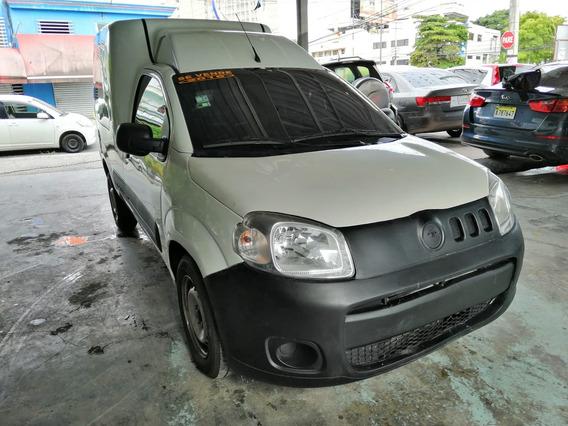 Fiat Fiorino 2016, Blanca