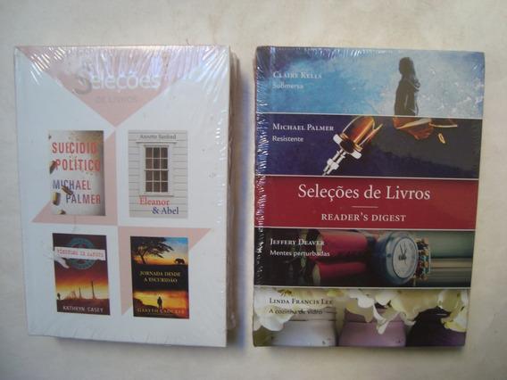Lote De 10 Seleções De Livros - Reader