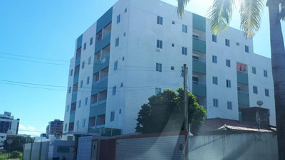 Apartamento Em Bessa, João Pessoa/pb De 56m² 2 Quartos À Venda Por R$ 240.000,00para Locação R$ 1.400,00/mes - Ap262097lr