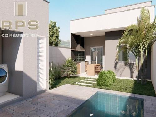Imagem 1 de 4 de Belissíma Casa Para Venda - Nova Atibaia - Atibaia - Sp - Ca00905 - 69555975
