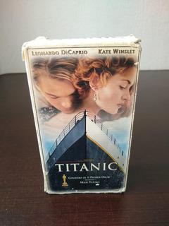 Set De Peliculas Vhs Titanic