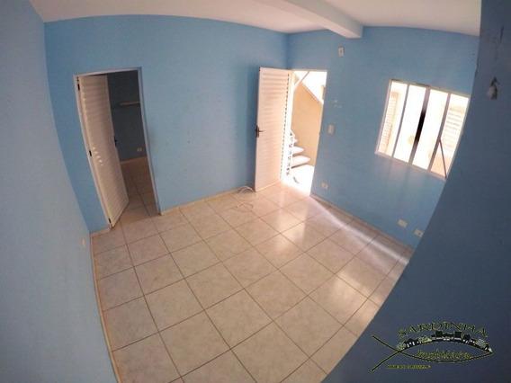 Casa Para Locação - 70m² Com 3 Dormitórios E Lavanderia - Parque Monte Alegre - Tabão Da Serra - Sp - Ml1105