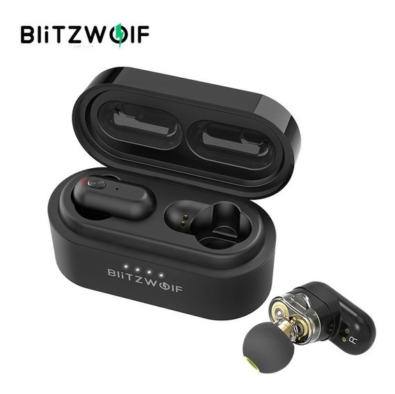 Fone De Ouvido Blitzwolf Bw Fye7 Bluetooth Pronta Entrega