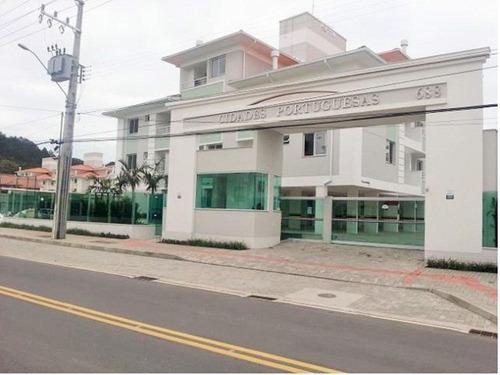 Imagem 1 de 17 de Apartamento Em Canasvieiras - Ap2605