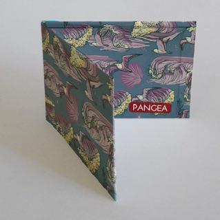 Pangea Billetera De Tyvek Ocean