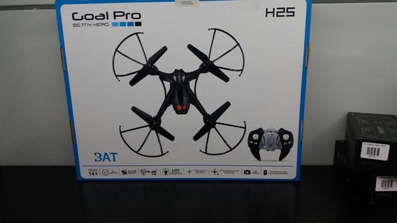 Drone Goal Pro H25 Novo Na Caixa