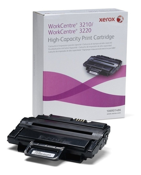 Recarga De Toner Xerox 3220 3210 3550 3250 3635 Y Mas