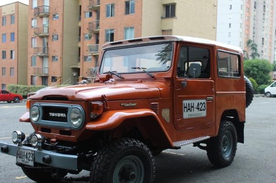 Toyota Land Cruiser Fj40 Mt 4200cc Corto Cab