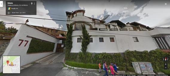 Excelente Oportunidad Casa En Remate Bancario San Nicolas Totolapan M. Contreras
