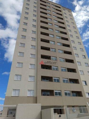 Apartamento Com 1 Dormitório À Venda, 51 M² Por R$ 245.786 - Monte Castelo - São José Dos Campos/sp - Ap0875