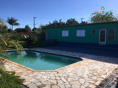 Casa Em Araçoiaba No Condomínio Aquarius - Ca0351