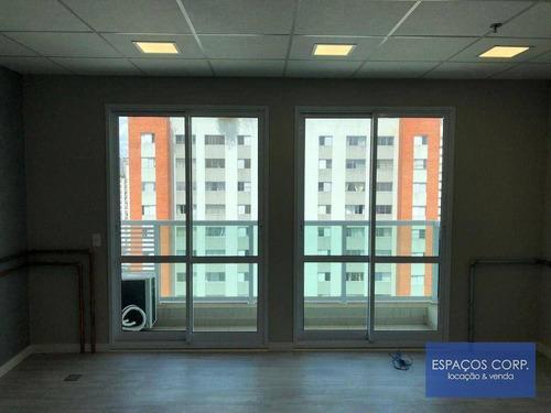 Imagem 1 de 13 de Conjunto À Venda, 37m² Por R$ 500.000 - Vila Clementino - São Paulo/sp - Cj2471