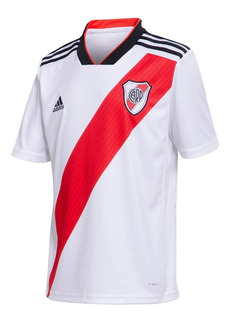 Camiseta adidas River Plate Home Kids 2018/2019-cf8964- Open