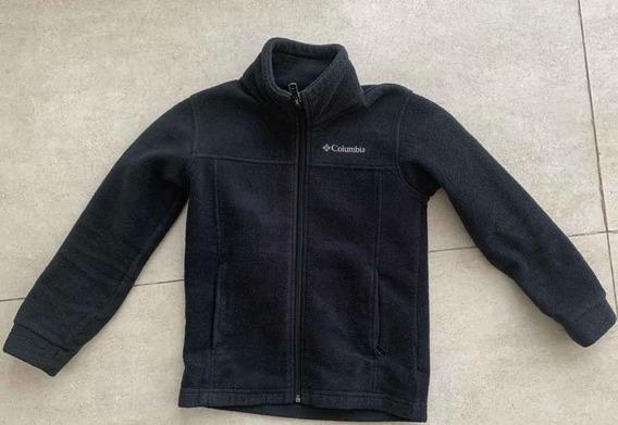 135. Cardigan Camperita Sweater Buzo Columbia Unisex 6 Años