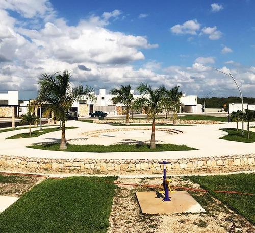 Imagen 1 de 4 de Terrenos En Esquina  Venta Privada Residencial - San Pedro Cholul
