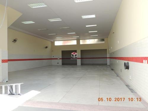 Imagem 1 de 18 de Galpão Para Aluguel, 2 Vagas, Stella - Santo André/sp - 84311