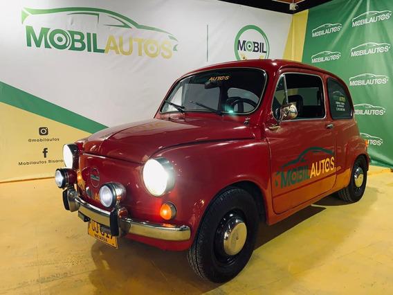 Fiat Topolino 850 1981