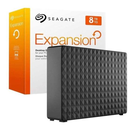 Disco Externo 8 Tb Seagate Expansion