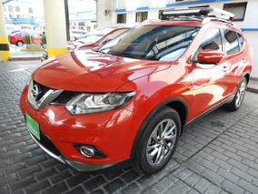 Nissan X-trail Exclusive 2500 Cc At 2016