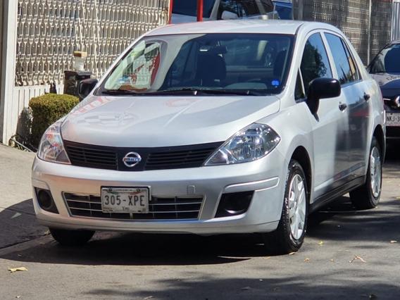 Nissan Tiida 2011 Comfort Tm5 Factura De Agencia Impecable