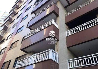 Apartamento Com 3 Quartos À Venda, 82 M² , A 200m Da Beira Mar Meireles - Fortaleza/ce - Ap1357