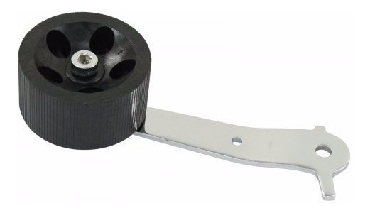 Pedal Acelerador Roller Nylon Preto Empi Fusca