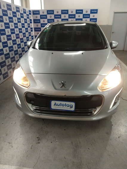 Peugeot 308 Allure Con Nav Impecable Estado!!!! Dc A2