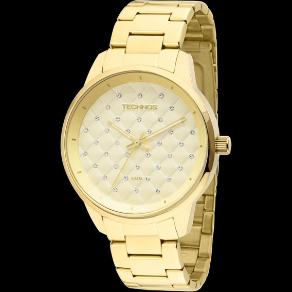 Relógio Technos Feminino Fashion Trend 2035lxu/4d