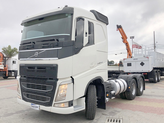 Volvo Fh 540 Ano 2017/17 - 6×4 -cubo Redutor =g420 R440 R450