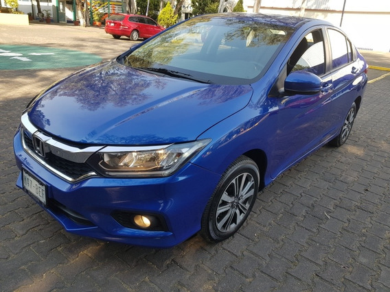 Honda City 1.5 Lx At Cvt 2018