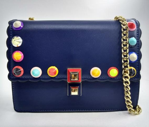 Bolsa Feminina Spike - Azul