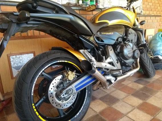 Hornet 600 Abs 2010.