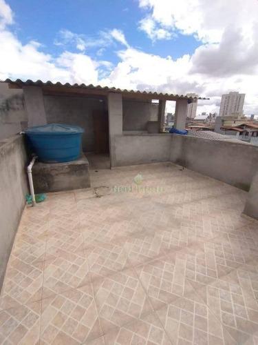 Imagem 1 de 17 de Casa Com 2 Dormitórios Para Alugar, 70 M² Por R$ 1.400,00/mês - Parque Maria Luiza - São Paulo/sp - Ca0110