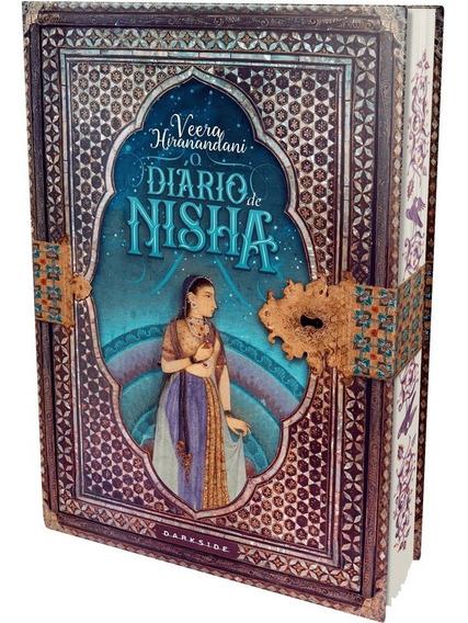 Livro O Diário De Nisha - Veera Hiranandani - Novo Capa Dura
