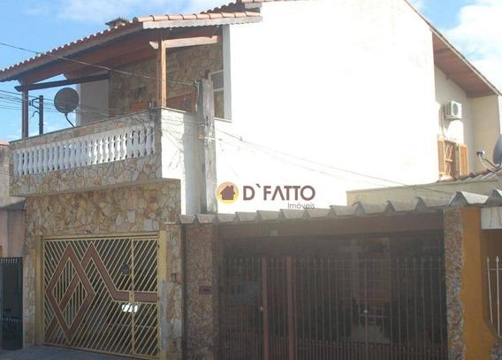 Casa Com 3 Dormitórios À Venda, 250 M² Por R$ 690.000,00 - Jardim Paraventi - Guarulhos/sp - Ca0503