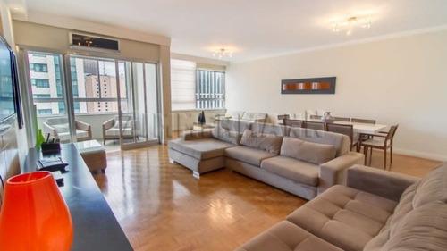 Apartamento - Consolacao - Ref: 122841 - V-122841