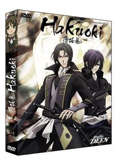 Hakuoki [coleccion Completa] [4 Dvds]